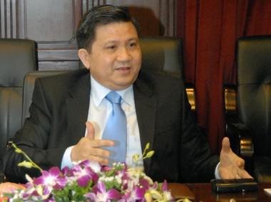 Thống đốc ngân hàng Nguyễn Văn Giàu nói về đảo nợ